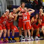 Jamesville-DeWitt Girls Basketball 2015, 16