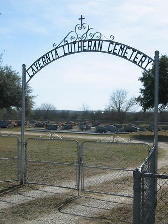 Immanuel Lutheran Church Cemetery, LaVernia