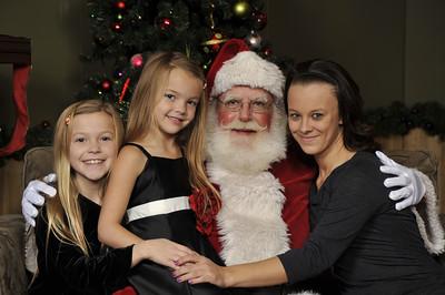 Santa Photos - Sunday Morning 9:15am to 11:30am