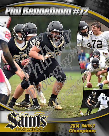 Berks Catholic Senior Photos 2014 - 2015