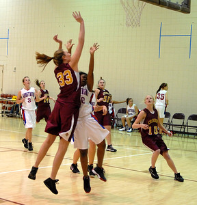 Maple Grove Girls Sophomore Basketball 2010 - 2011