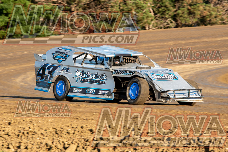 Clay County - Dirt Knights - 8 - 3 - 20