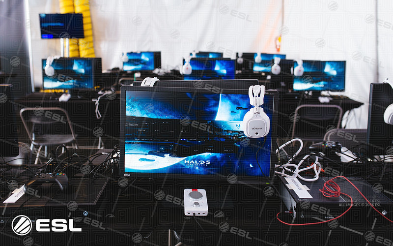Halo World Championship 2017 Group Stage
