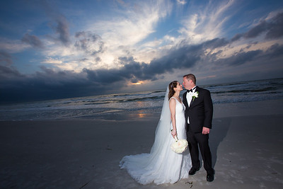 Allison and Joshua Wedding