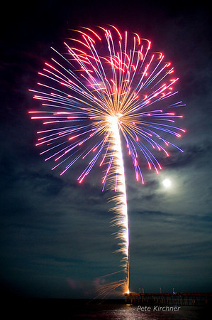 avon, nc fireworks 09