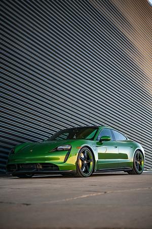 Pfaff Taycan Turbo S