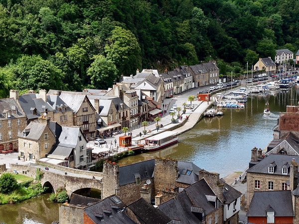 Port of Dinan & Saint Malo
