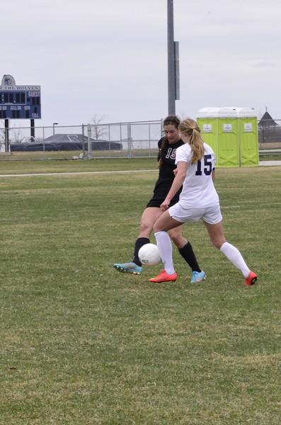 OE Girls Soccer Season 2015