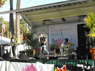 Lotus Festival 2011