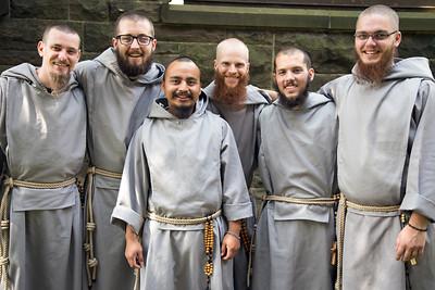 Friars Investiture 2015