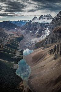 Consolation Valley, Banff National Park, Alberta, Canada.