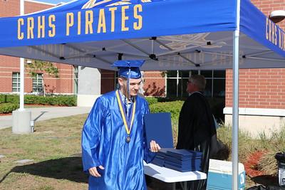 CRHS Graduation 2020