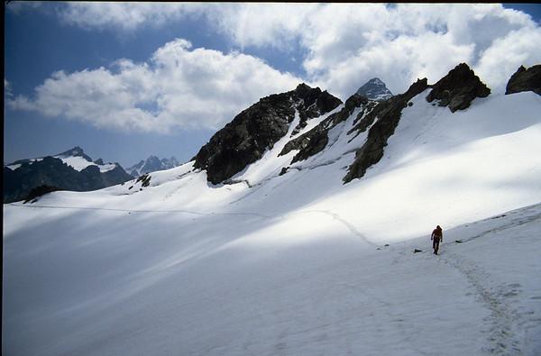 Alps, Silvretta, 1986