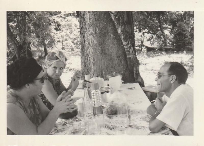 Fernanda Gastao e casal Pica