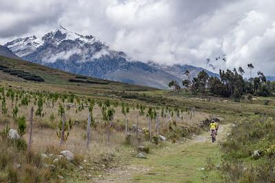 Pérou - J23 - VTT dans la cordillère blanche
