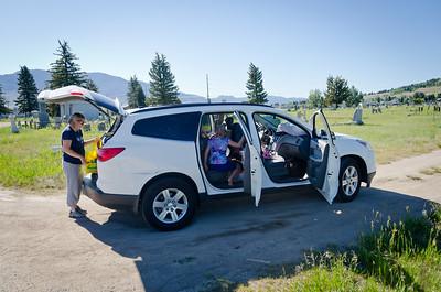 2012-07 - Calgary Vacation