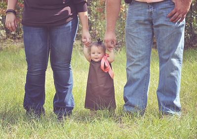Roberts/Crum Family