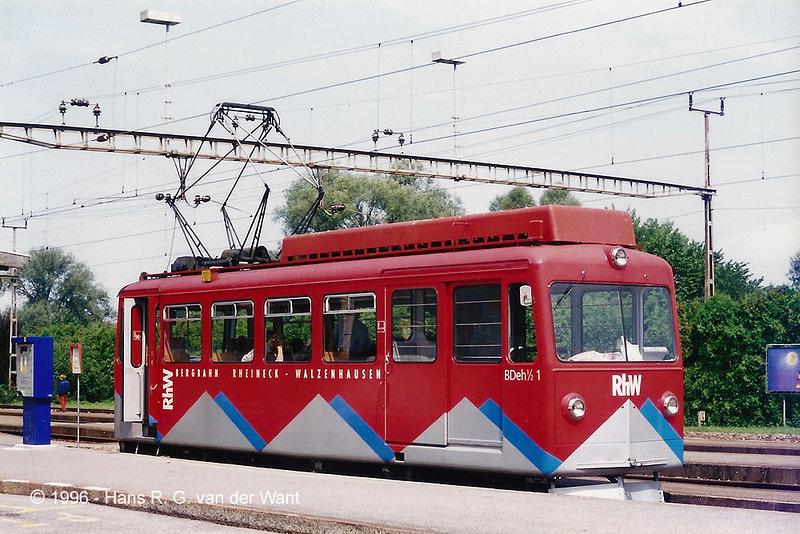 RhW  -  Walzhausen  -  30-08-1996