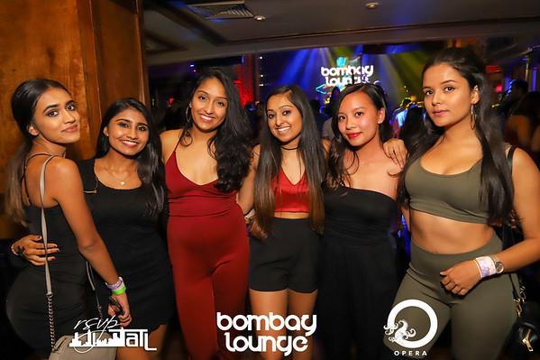 Bombay Lounge - Saturday 11-03-2018