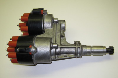 Mike's Dual Distributor