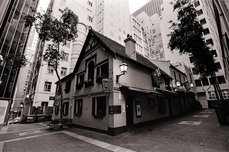 Bank Place, Mitre Lane