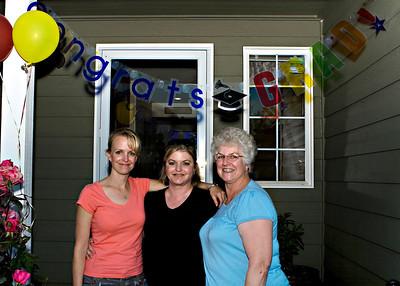 Jamie Graduation Party