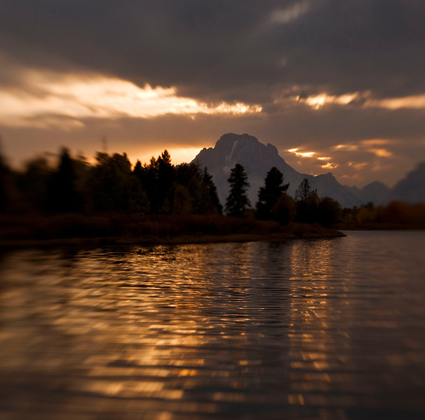 Oxbow Bend, Revisited Grand Teton National Park