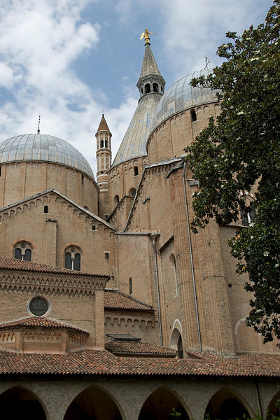 St. Anthony Cathedral in Padua, Italy