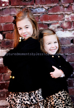 Eva and Maddie