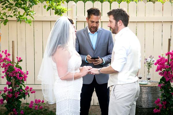 Simon & Alethea Wedding