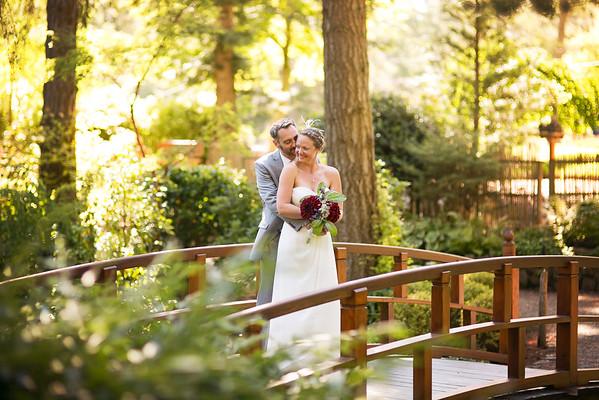 Michelle & Dan {Wedding Portraits} August 14, 2016