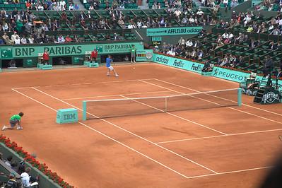 Roland Garros May 2011