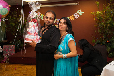 Deepti's Baby Shower