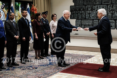 20170516 New US Ambassador to Israel