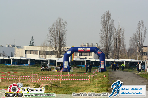 Cross Valle del Tevere 2019