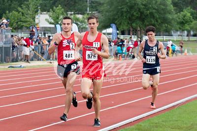 Men's 5,000m - Trials