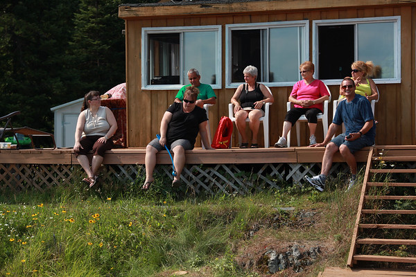 Lise's Annual Family Reunion