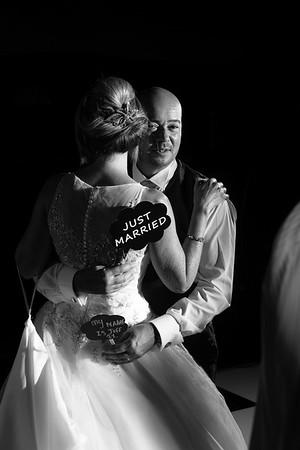Tracey & Patrick Milton Wedding