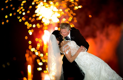 Phil and Trinity Country Wedding Ceremony and Reception in Parma, Idaho