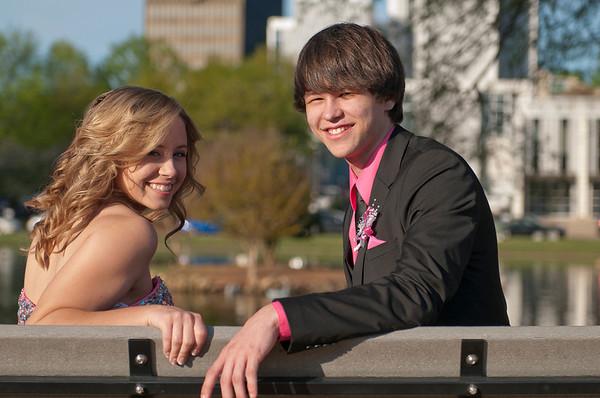 Manda & Lane Prom