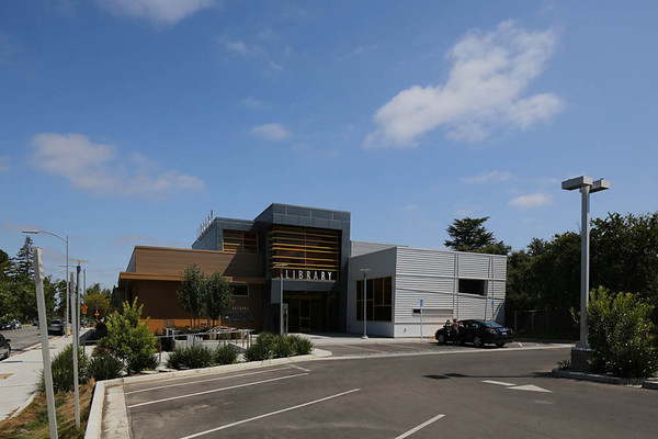 Calabazas Library RAW
