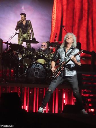 Queen + Adam Lambert, LA1, The Rhapsody Tour July 19, 2019
