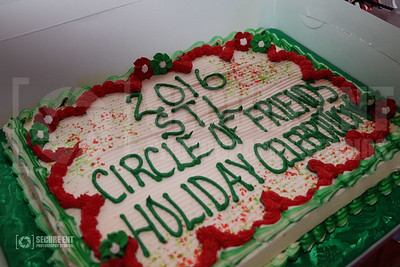 CIRCLE OF FRIENDS XMAS PARTY 2016
