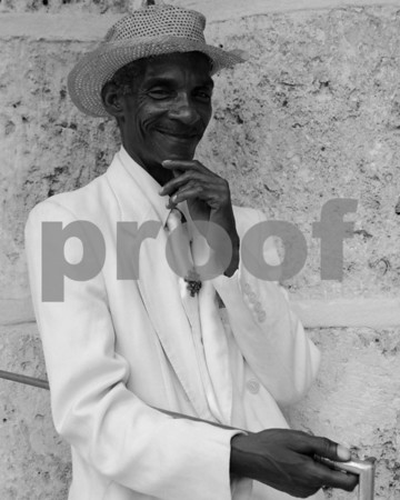 Obispo...to O'Reilly  A day in the life of Old Havana   by Luis Enriquez & Colette Stevenson