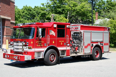 Andover Fire Dept