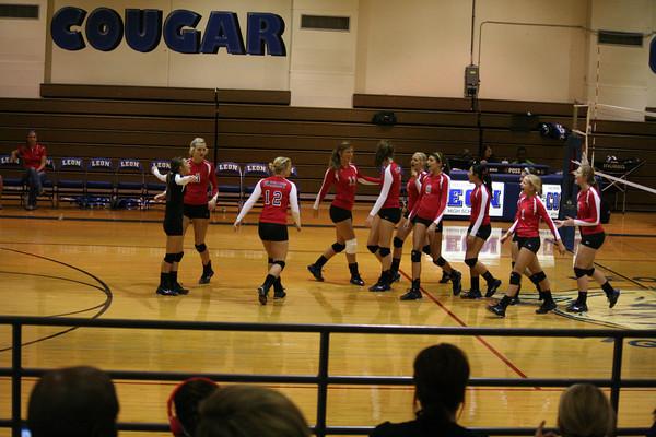 Elkhart at Leon Tournament 8/24/13