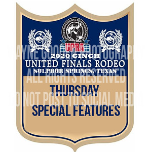 UPRA Finals Thursday Special Features