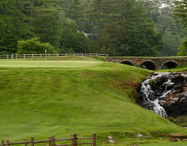 Golf Courses, Players & Scenery