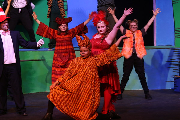 Seussical - Spring 2019 Musical