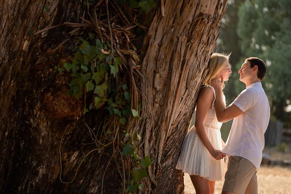 Grace + Matt Engagement @ Natural Bridges, Santa Cruz